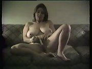 Audi the milf masterbating getting well-prepped with sex plaything